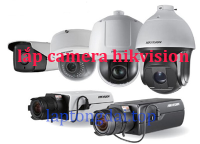 lắp Camera giám sát hikvision
