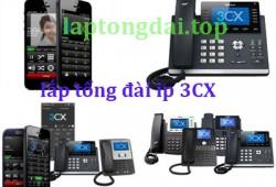 """lắp tổng đài ip 3cx tích hợp họp hội nghị web meeting cho """" công ty cổ phần đầu tư tây bắc"""""""