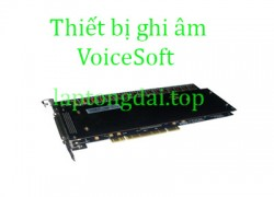 thiết bị ghi âm VoiceSoft