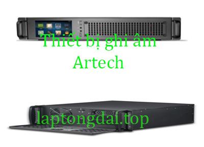 thiết bị ghi âm Artech