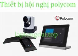 thiết bị hội nghị polycom