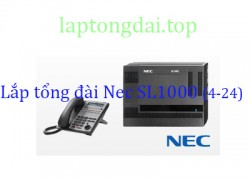 tổng đài điện thoại nec sl1000-4-24