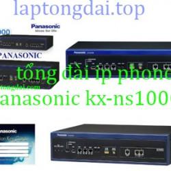 tổng đài ip phone panasonic kx-ns1000