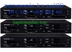 Tổng đài Panasonic KX-NS300-6-80