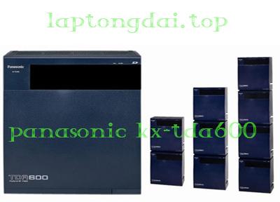 tổng đài panasonic kx-tda600-16-200
