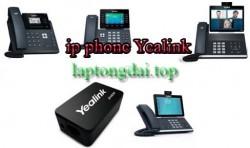 lắp điện thoại ip phone Yealink