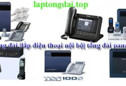 dịch vụ lắp tổng đài điện thoại panasonic
