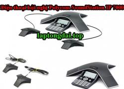 bán điện thoại hội nghị polycom ip 7000
