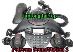 Bán điện thoại Polycom SoundStation 2
